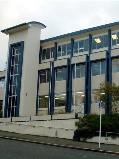 The Otago regional council building, on Stafford St. Photo by ODT.