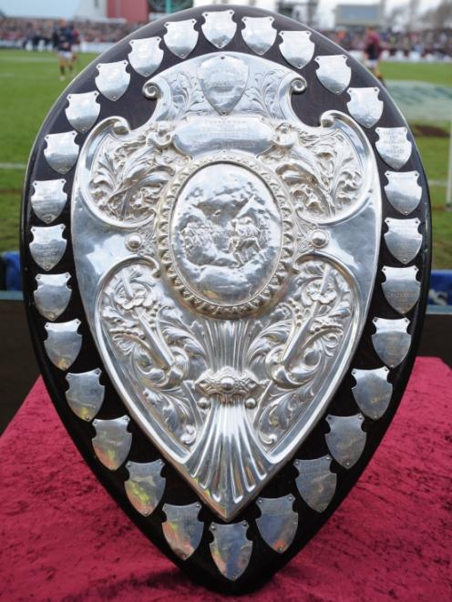 The Ranfurly Shield.