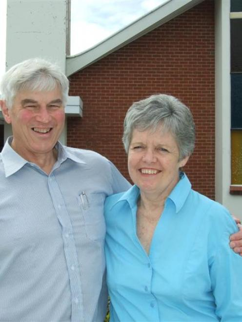 The Rev Graham Langley and his wife,  Rose,  are looking forward to the next chapter of their...