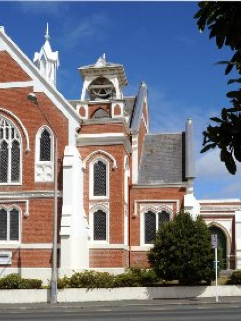 The Roslyn Presbyterian church,  in Highgate, has been bought by a Korean religious group. Photo...