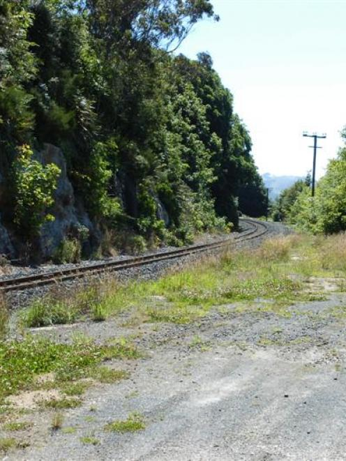 The site of the former Port Chalmers railway station may be used as a station again next month....
