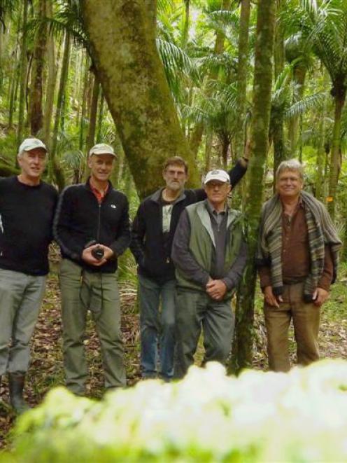 The Tahi Group of Concerned Scientists, Prof John Craig, Prof David Norton, Dr Denis Saunders, Dr...