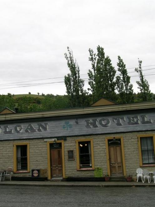 The Vulcan Hotel In St Bathans Which Has New Owners Photo From