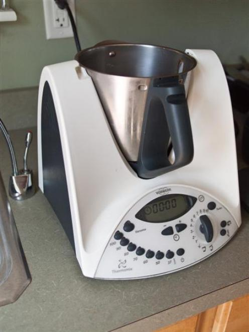Thermomix. Photo by Wikimedia Commons.