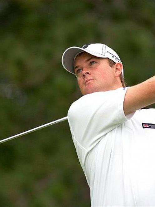 Thomas Campbell is hoping to flourish on the NGA  tour in the United States. Photo supplied.