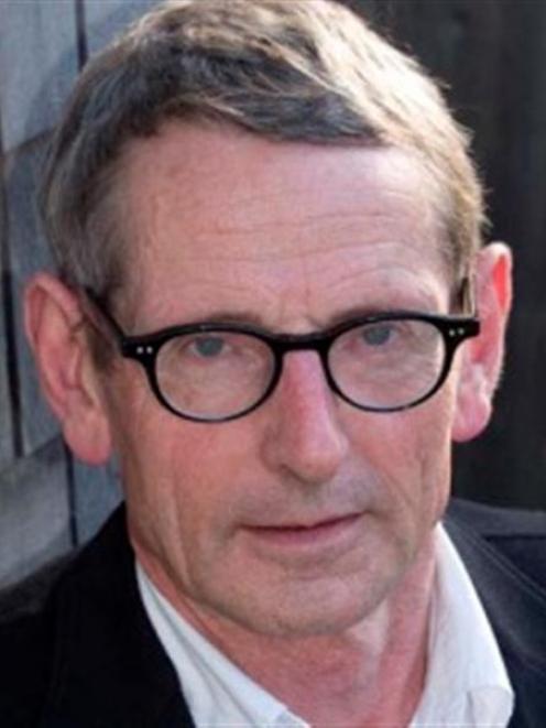 Tim Hazledine.