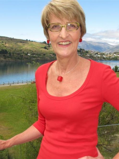 Tourism Industry Association Queenstown hotels regional chairwoman and  Goldridge Resort general...