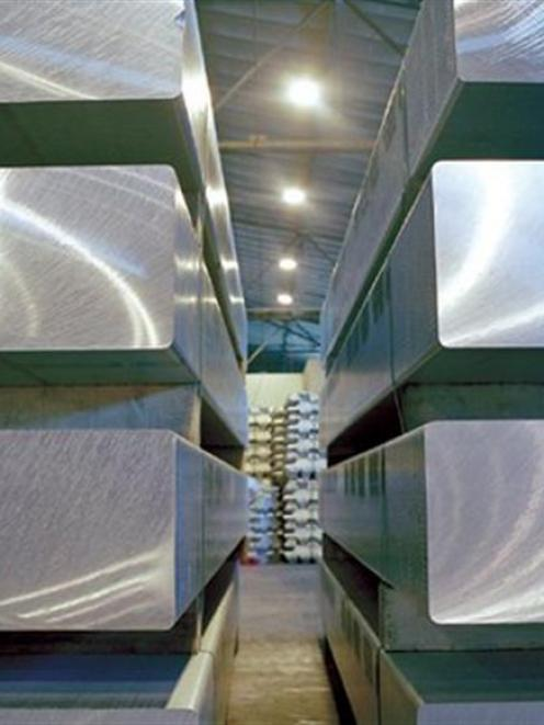 Traded on the industrial metals market, aluminium is the second-most-used metal globally, with 50...