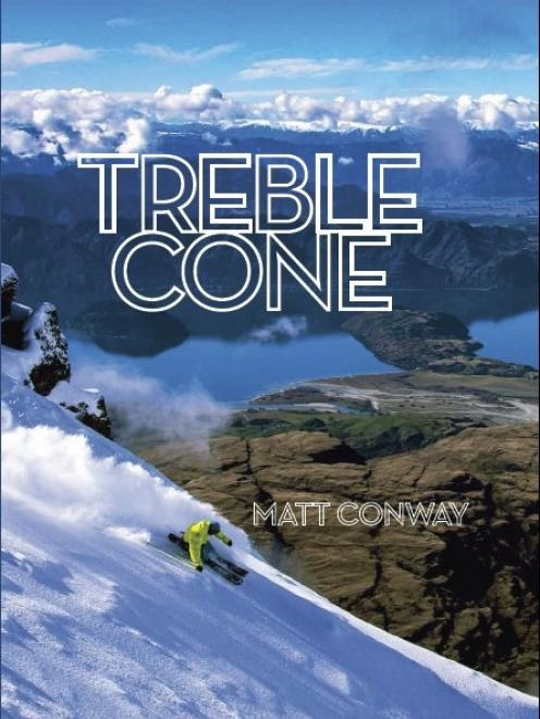 TREBLE CONE<br><b>Matt Conway</b><br><i>Clean Green Press</i>