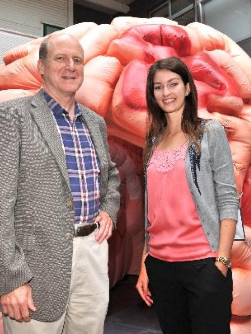 University of Otago Brain Health Research Centre director Prof Cliff Abraham and centre...