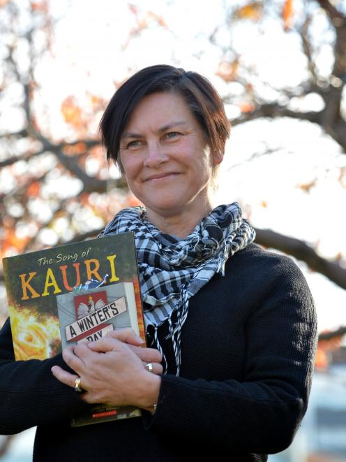 University of Otago College of Education/Creative New Zealand Children's Writer in Residence...