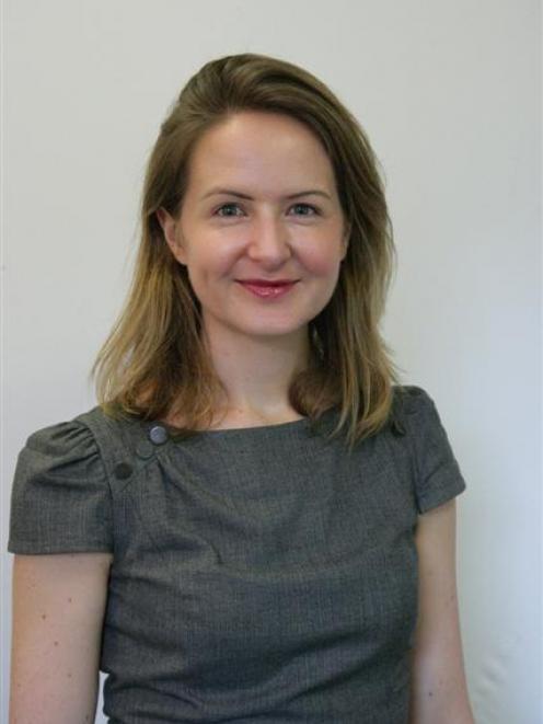 University of Otago graduate Rachel Carrell is now chief executive of UK online doctor service...