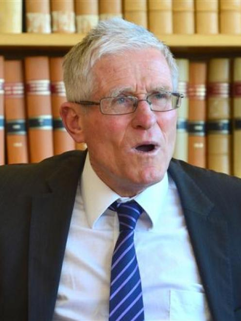 University of Otago law  faculty dean  Mark Henaghan says the Government funding for Family Court...