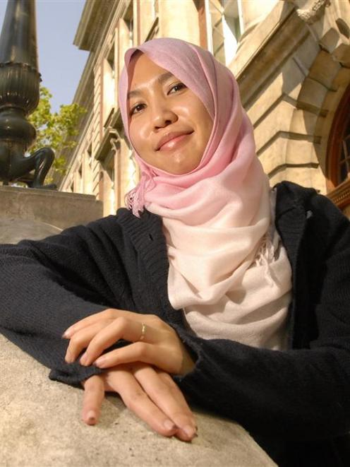 University Of Otago Postgraduate Student Nurul Abdul Finds The Majority On Campus Understand Her