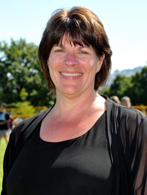 University of Otago vice-chancellor Prof Harlene Hayne. Photo by Gregor Richardson.