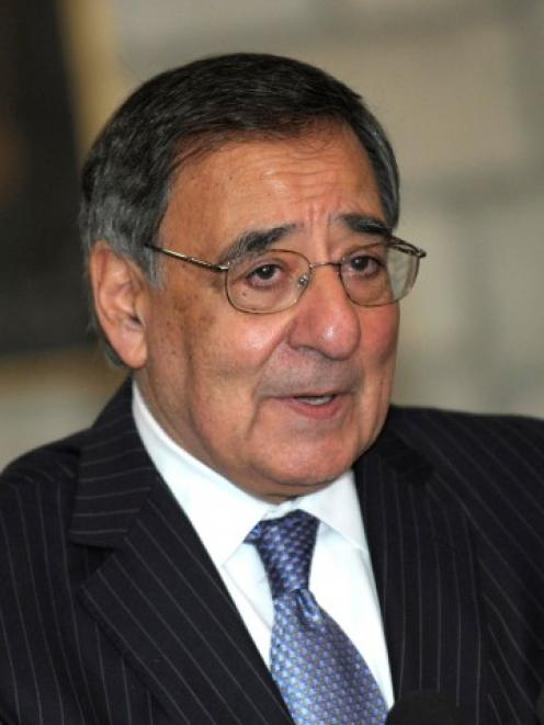 US Defense Secretary Leon Panetta. Photo Reuters