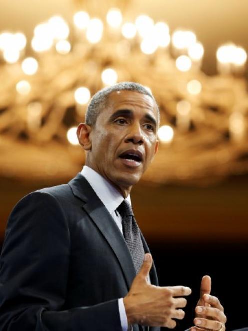 US President Barack Obama. Photo Reuters