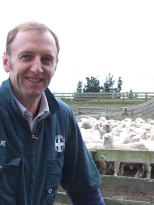 Veterinary Centre partner Dave Robertson has been named sheep and beef cattle vet of the year. ...