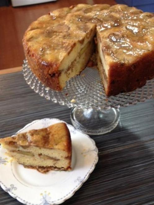 Video How To Make Dutch Apple Cake Otago Daily Times Online News