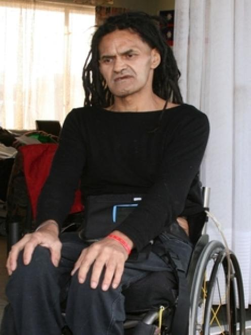 Waipukurau resident David Taite says he doesn't believe police were justified in shooting him....