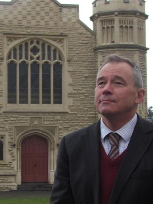 Waitaki Boys' High School rector Paul Baker reflects on 13 years at the Oamaru school outside the...