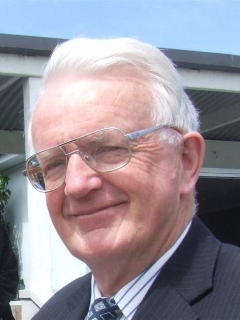 Waitaki Mayor Alex Familton