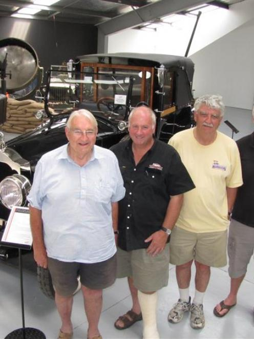 Wanaka Airport's new Warbirds and Wheels visitor attraction opens today. It will be managed by...