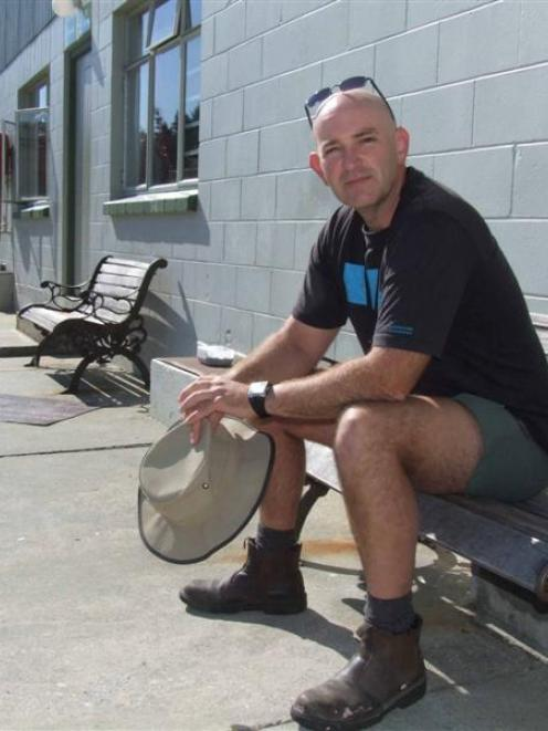 Wanaka Lakeview Holiday Park employee and resident Dave Ballantine has quit in disgust at the...