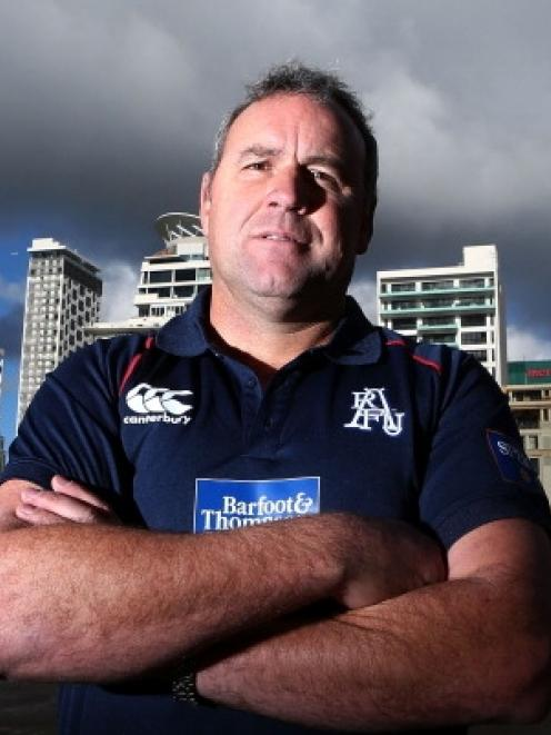 Wayne Pivac. Photo by Getty