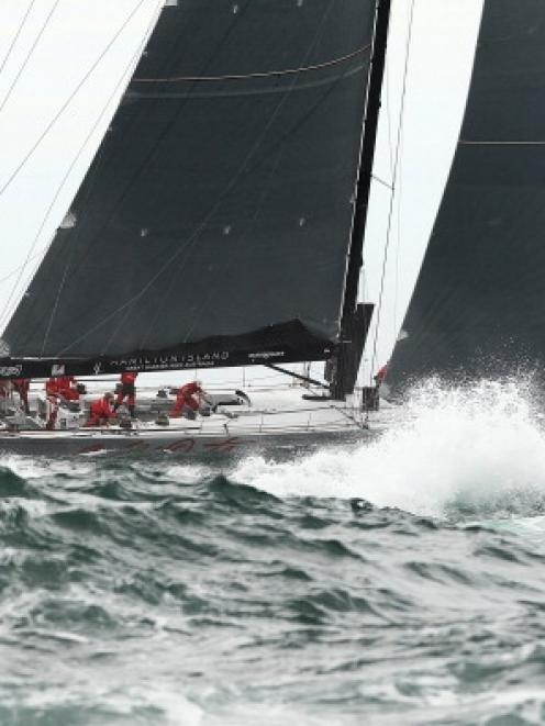 Wild Oats XI. Photo by Getty
