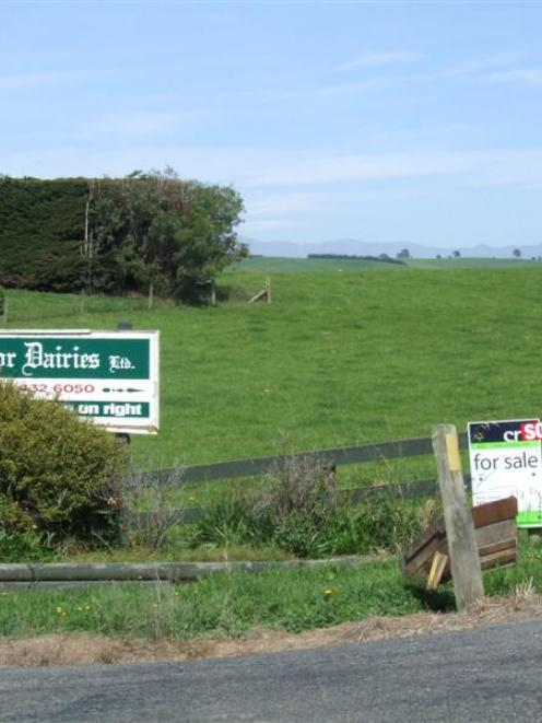 Windsor Dairies is one of two North Otago properties bought recently by farming company Craigmore...