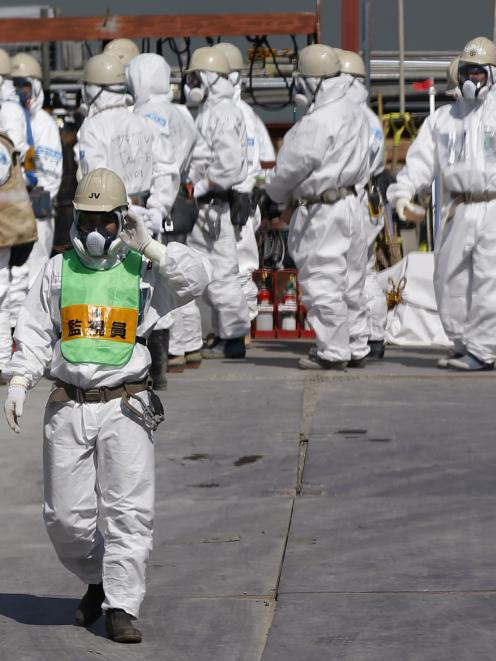 Fukushima nuclear plant undamaged after quake | Otago Daily Times