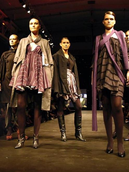 Enthusiasm Growing For Emerging Designers Otago Daily Times Online News