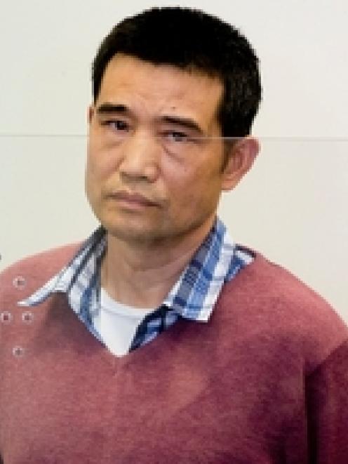Yun Qing 'Jack' Liu.