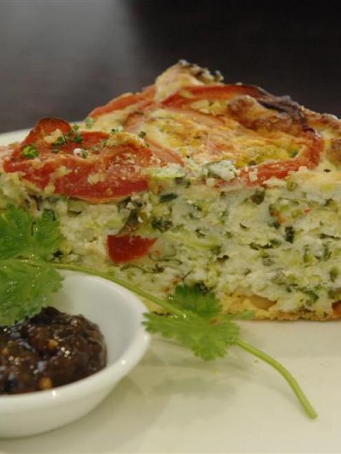 Ask A Chef Cilantro S Zucchini Feta And Mint Slice Otago Daily