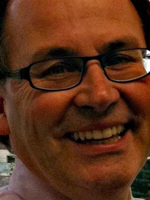 Michael Hundleby.