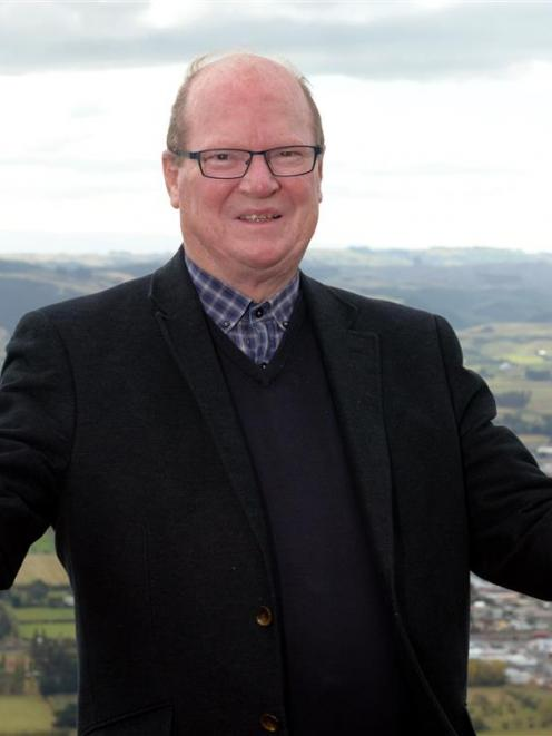 Mosgiel Taieri Community board chairman Bill Feather is happy his board has been kept in place by...