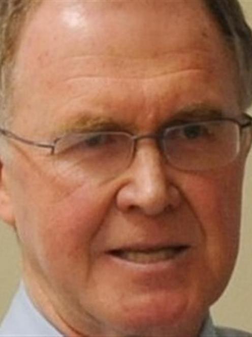 Ron Paterson.