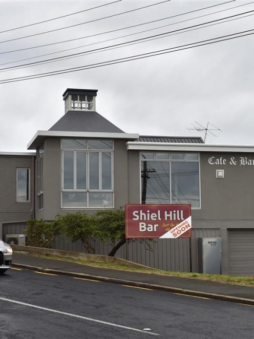 Shiel Hill Tavern is set to reopen as a bar some time in winter. PHOTO: GREGOR RICHARDSON