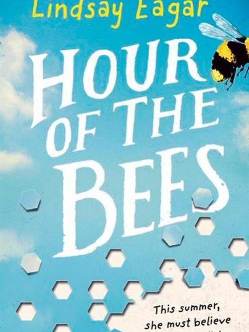 HOUR OF THE BEES<br><b>Lindsay Eagar</b><br><i>Walker Books</i>