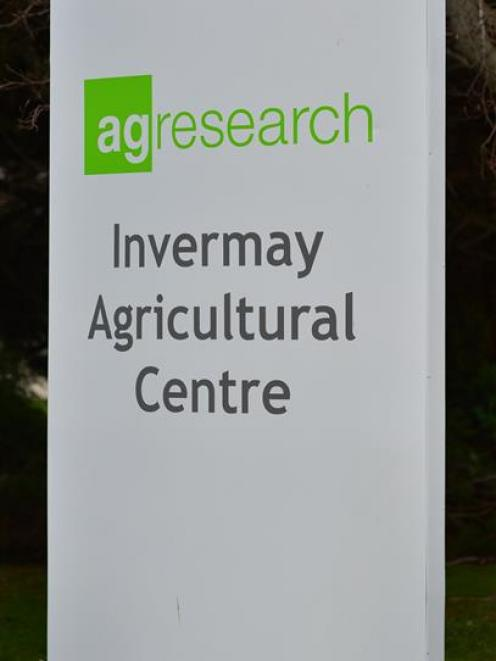 Invermay cut 56 jobs after the Government approved plans to shift them to Lincoln. Photo by Peter...