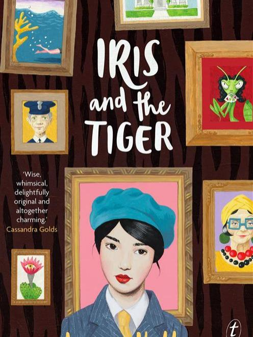 IRIS AND THE TIGER<br><b>Leanne Hall</b><br><i>Text Publishing</i>