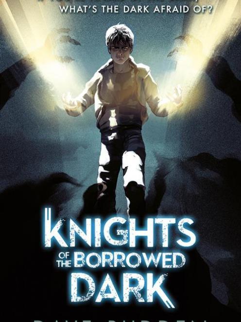 KNIGHTS OF THE BORROWED DARK<br><b>Dave Rudden</b><br><i>Penguin Random House</i>