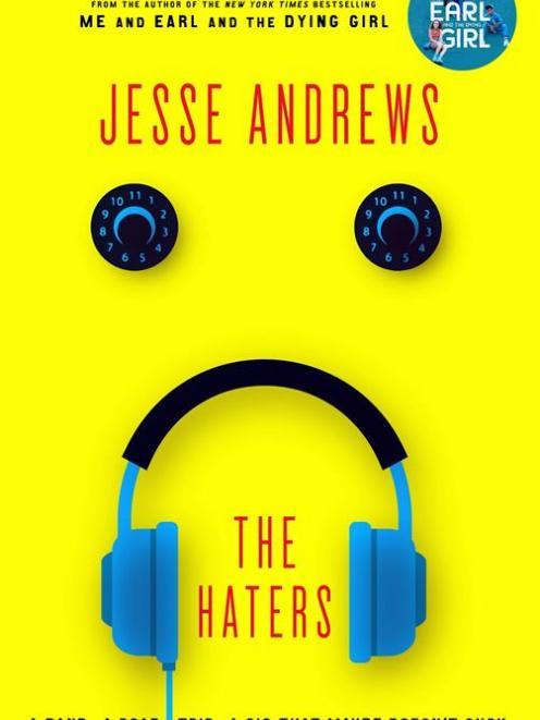 THE HATERS<br><b>Jesse Andrews</b><br><i>Allen & Unwin</i>