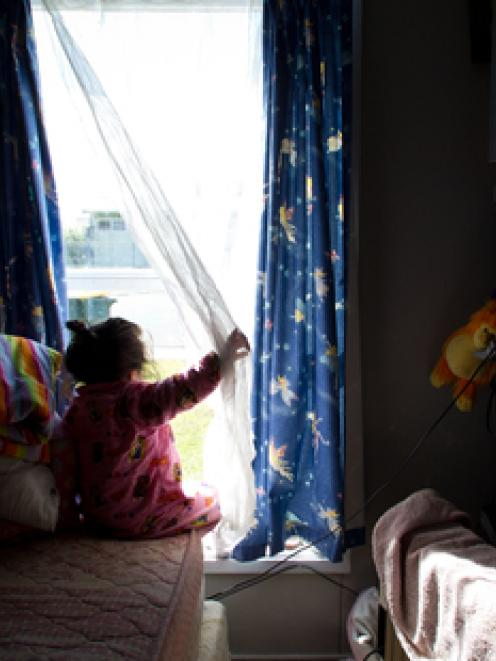The report says the correlation between sole parent and child poverty rates is stronger than...