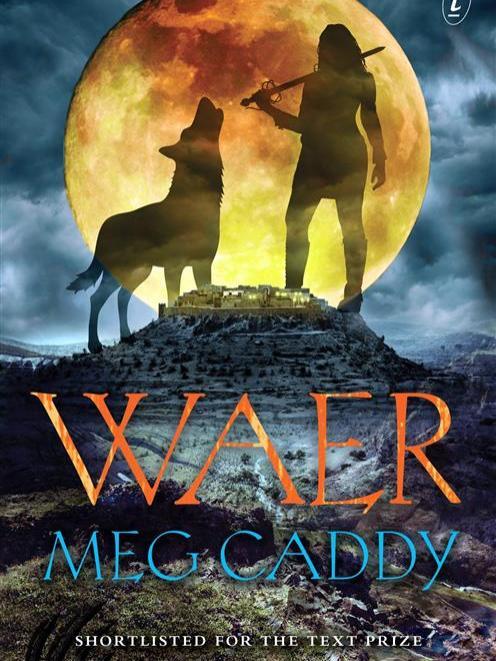 WAER<br><b>Meg Caddy</b><br><i>Text Publishing</i>
