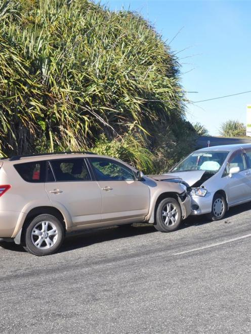 A crash last year caused by a foreign driver taking the wrong side of the road. The crash was on...
