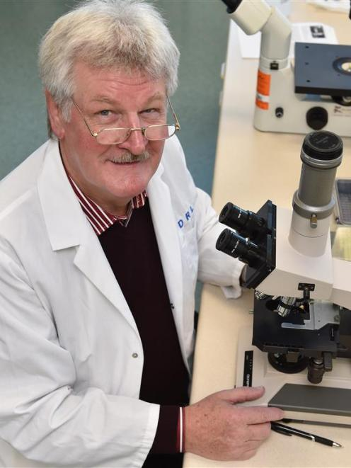 Long-serving professor at the University of Otago Frank Griffin is retiring at the end of the...