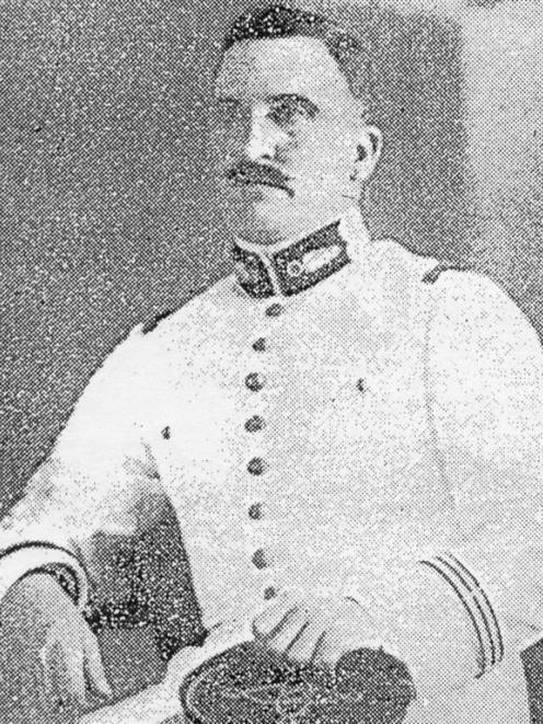 Lieutenant Colonel James Waddell