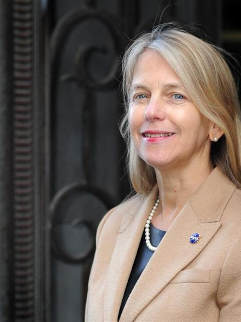Nasa deputy administrator Dava Newman is confident astronauts will land on Mars by 2039. Photo by...